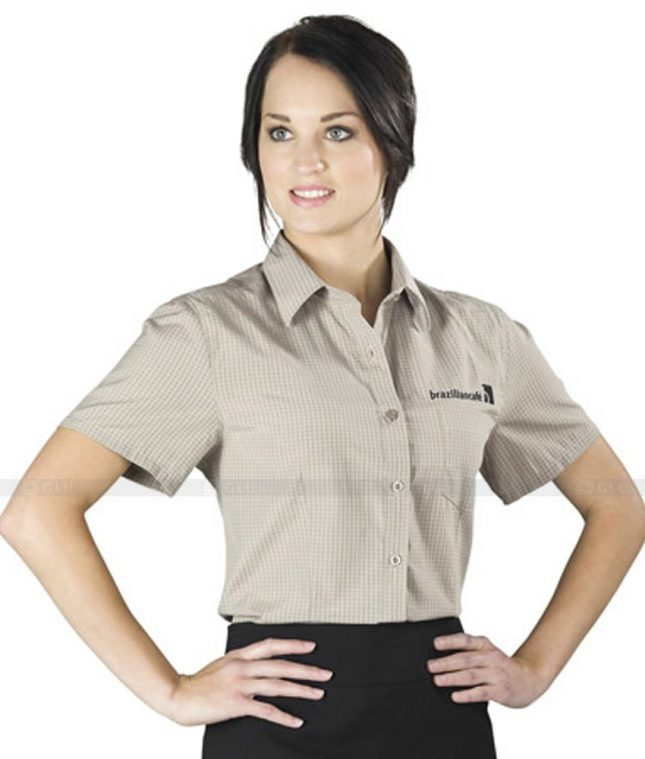 Dong Phuc Cong So Nu GS37 áo sơ mi nữ đồng phục công sở
