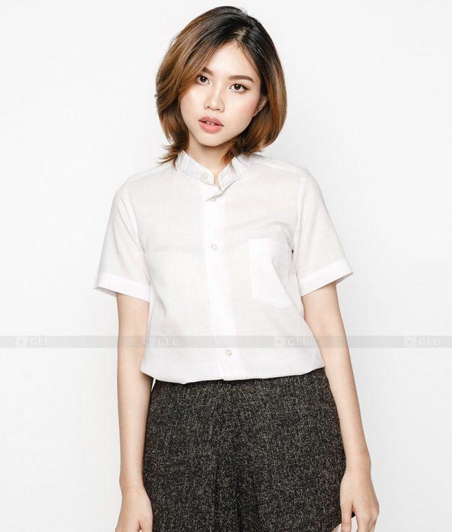 Dong Phuc Cong So Nu GS372 áo sơ mi nữ đồng phục công sở