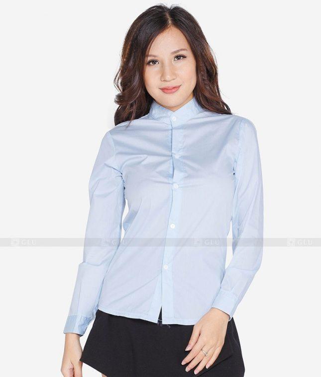 Dong Phuc Cong So Nu GS373 áo sơ mi nữ đồng phục công sở