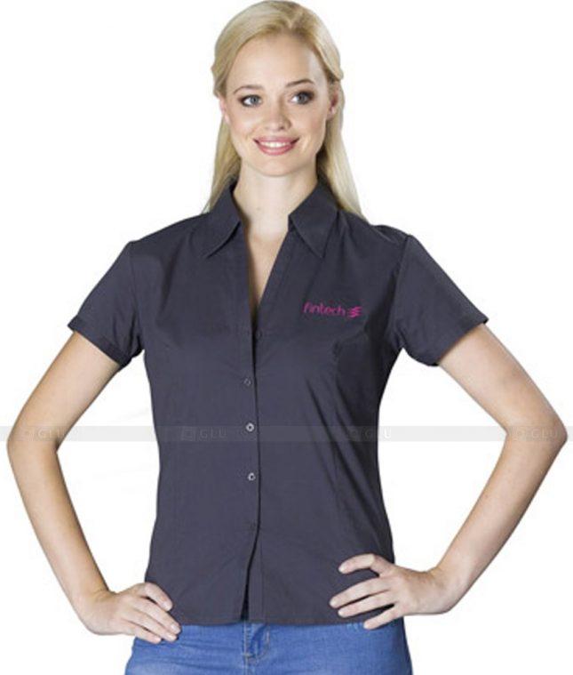 Dong Phuc Cong So Nu GS41 áo sơ mi nữ đồng phục công sở