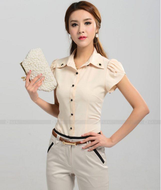 Dong Phuc Cong So Nu GS422 đồng phục công sở nam