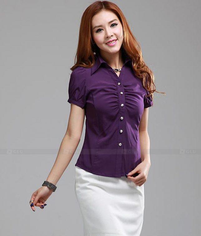 Dong Phuc Cong So Nu GS462 áo sơ mi nữ đồng phục công sở