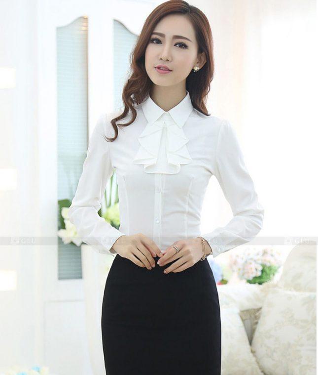 Dong Phuc Cong So Nu GS464 áo sơ mi nữ đồng phục công sở