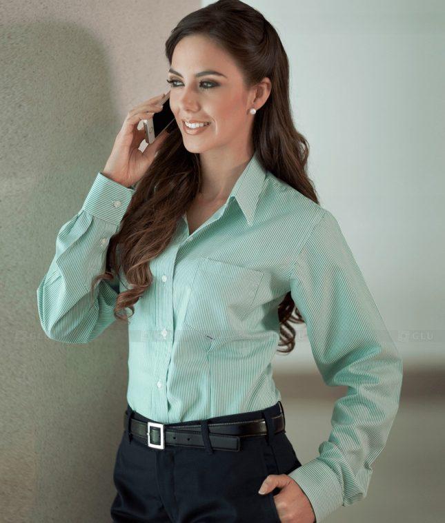 Dong Phuc Cong So Nu GS465 áo sơ mi nữ đồng phục công sở
