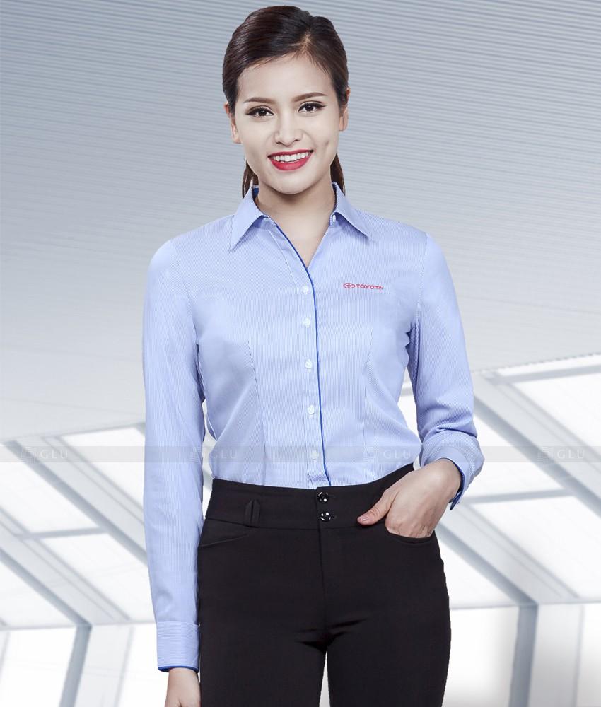Dong Phuc Cong So Nu GS471