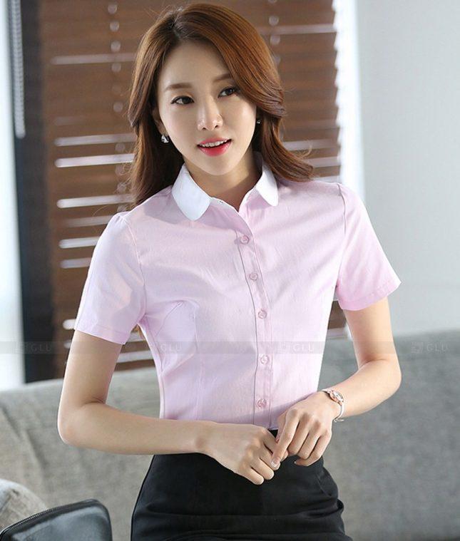 Dong Phuc Cong So Nu GS477 áo sơ mi nữ đồng phục công sở