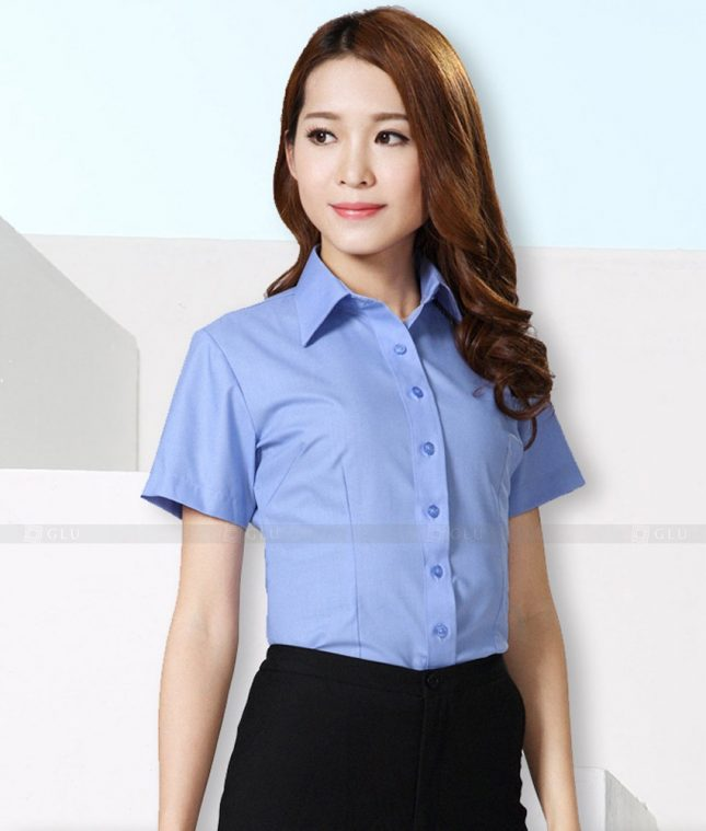 Dong Phuc Cong So Nu GS478 áo sơ mi nữ đồng phục công sở