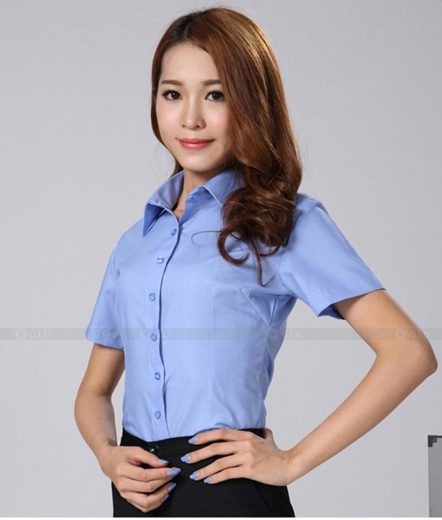 Dong Phuc Cong So Nu GS479 áo sơ mi nữ đồng phục công sở