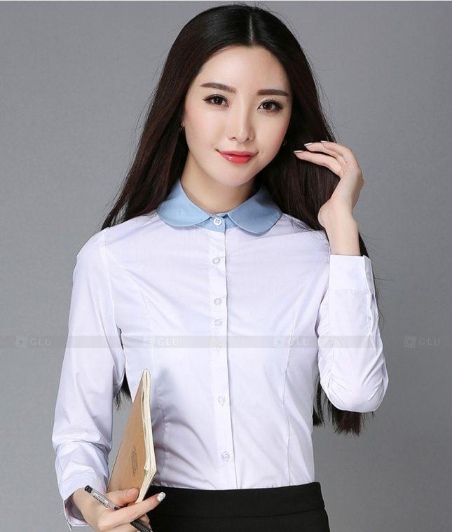 Dong Phuc Cong So Nu GS480 áo sơ mi nữ đồng phục công sở