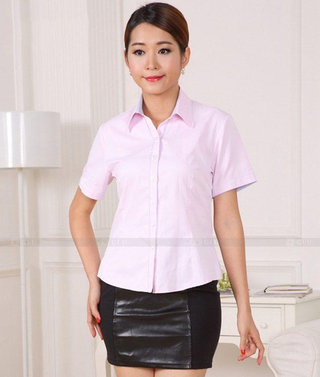 Dong Phuc Cong So Nu GS482 áo sơ mi nữ đồng phục công sở