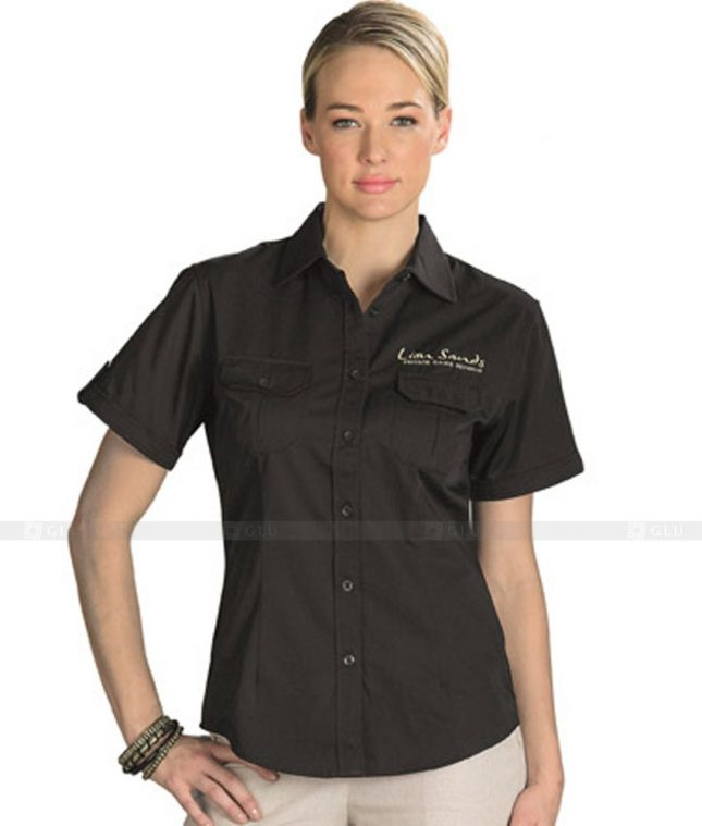 Dong Phuc Cong So Nu GS50 áo sơ mi nữ đồng phục công sở