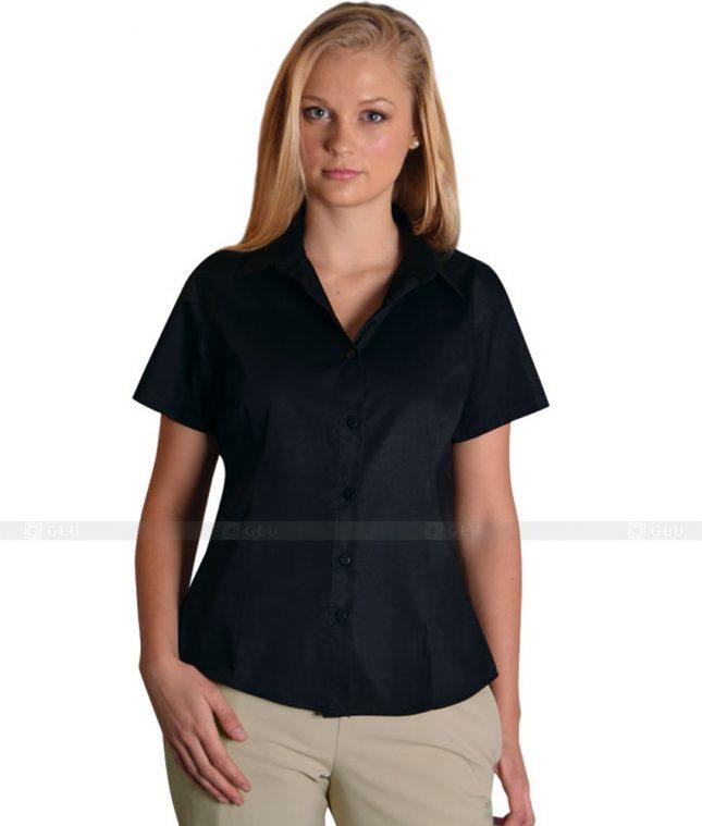 Dong Phuc Cong So Nu GS56 áo sơ mi nữ đồng phục công sở