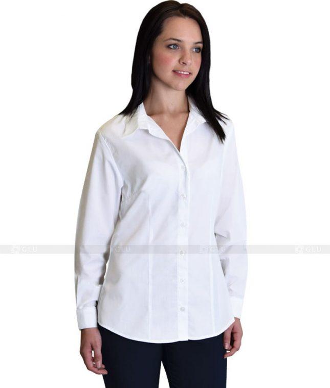 Dong Phuc Cong So Nu GS68 áo sơ mi nữ đồng phục công sở