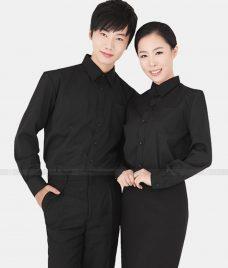 Dong Phuc Cong Ty GLU CT07 áo đồng phục công ty