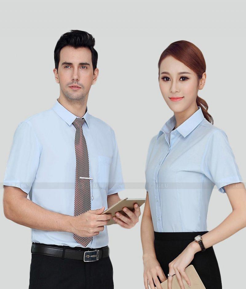 Dong Phuc Cong Ty GLU CT181