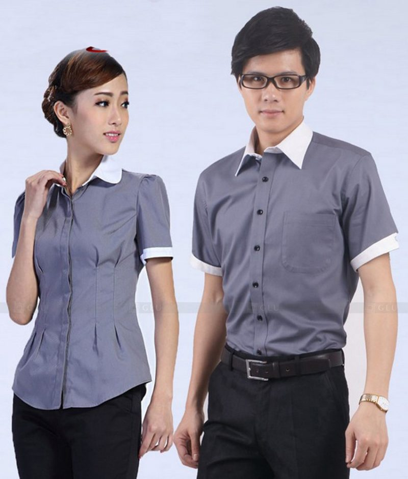 Dong Phuc Cong Ty GLU CT182