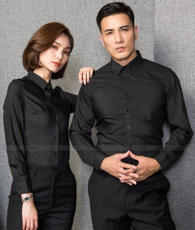 Dong Phuc Cong Ty GLU CT202 đồng phục công ty đẹp