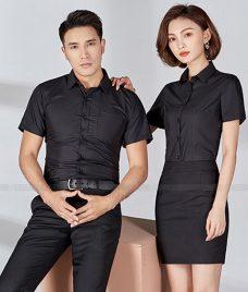 Dong Phuc Cong Ty GLU CT205 may áo sơ mi