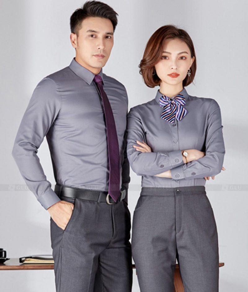 Dong Phuc Cong Ty GLU CT210
