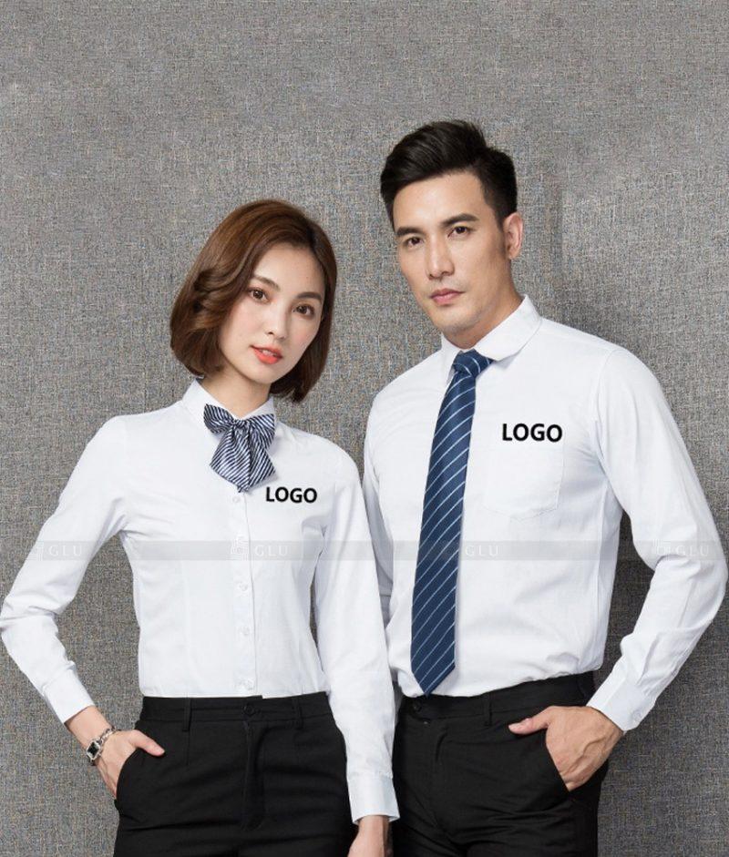 Dong Phuc Cong Ty GLU CT215