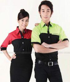 Dong Phuc Cong Ty GLU CT25 áo đồng phục công ty