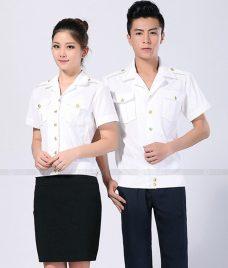 Dong Phuc Cong Ty GLU CT94 áo sơ mi đồng phục