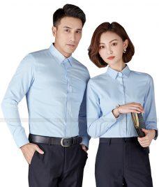 Dong Phuc Van Phong GLU VP105 may đồng phục văn phòng