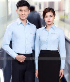 Dong Phuc Van Phong GLU VP161 Đồng Phục Văn Phòng