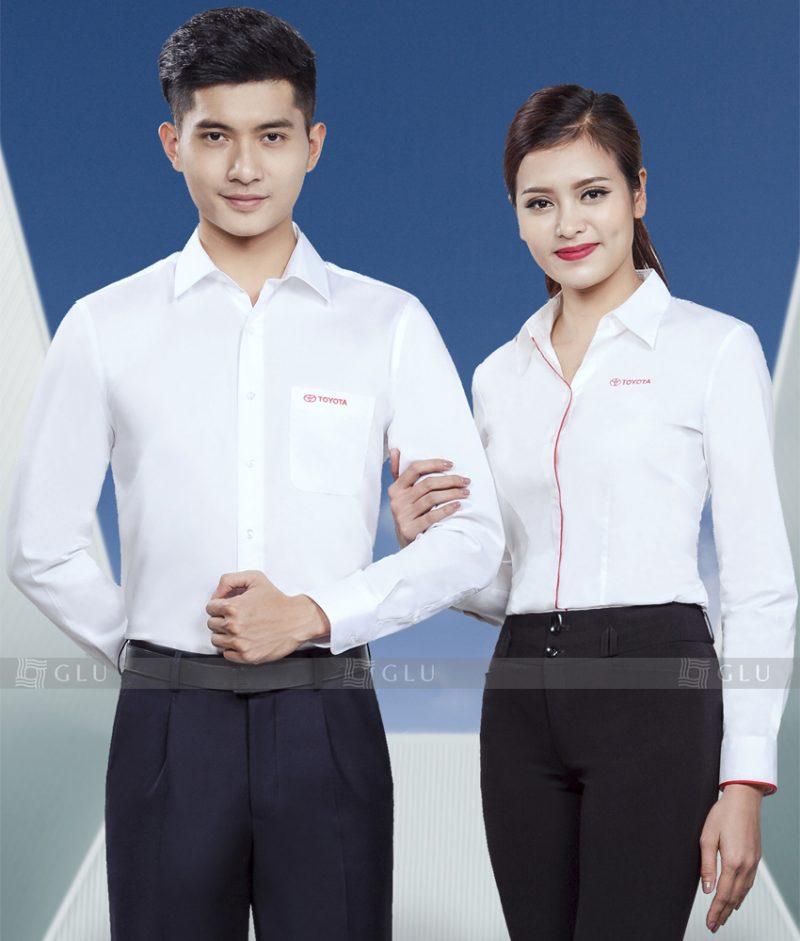 Dong Phuc Van Phong GLU VP162