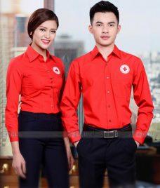 Dong Phuc Van Phong GLU VP164 Đồng Phục Văn Phòng