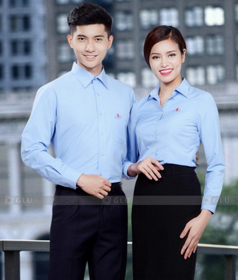 Dong Phuc Van Phong GLU VP165
