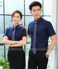Dong Phuc Van Phong GLU VP182 Đồng Phục Văn Phòng