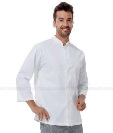Dong Phuc Dau Bep GLU DB01 đồng phục đầu bếp