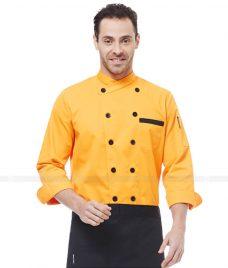 Dong Phuc Dau Bep GLU DB02 đồng phục đầu bếp