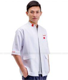 Dong Phuc Dau Bep GLU DB07 Đồng Phục Đầu Bếp