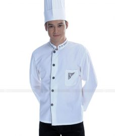 Dong Phuc Dau Bep GLU DB09 Đồng Phục Đầu Bếp