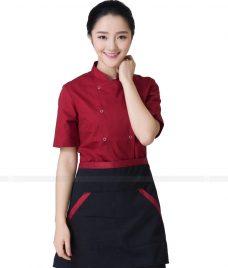 Dong Phuc Dau Bep GLU DB100 đồng phục đầu bếp