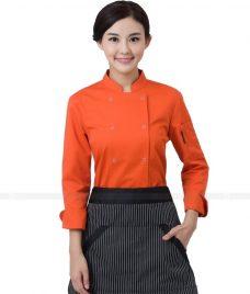 Dong Phuc Dau Bep GLU DB101 đồng phục đầu bếp