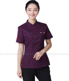 Dong Phuc Dau Bep GLU DB104 đồng phục đầu bếp