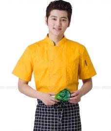 Dong Phuc Dau Bep GLU DB105 đồng phục đầu bếp