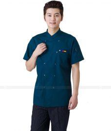 Dong Phuc Dau Bep GLU DB106 đồng phục đầu bếp