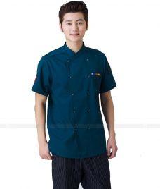 Dong Phuc Dau Bep GLU DB107 đồng phục đầu bếp