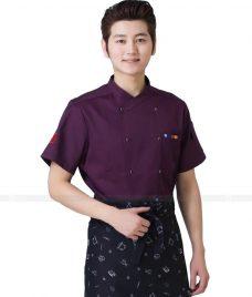 Dong Phuc Dau Bep GLU DB108 đồng phục đầu bếp