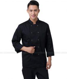 Dong Phuc Dau Bep GLU DB109 đồng phục đầu bếp