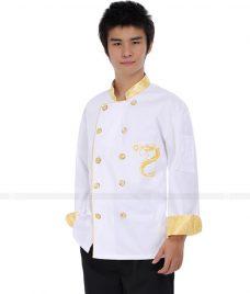 Dong Phuc Dau Bep GLU DB11 Đồng Phục Đầu Bếp