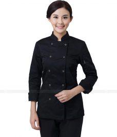 Dong Phuc Dau Bep GLU DB110 đồng phục đầu bếp