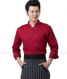 Dong Phuc Dau Bep GLU DB111 đồng phục đầu bếp