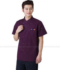 Dong Phuc Dau Bep GLU DB112 đồng phục đầu bếp
