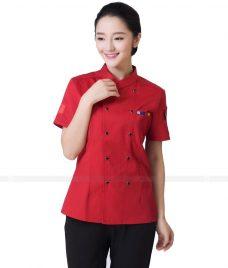 Dong Phuc Dau Bep GLU DB113 đồng phục đầu bếp