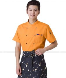 Dong Phuc Dau Bep GLU DB114 đồng phục đầu bếp